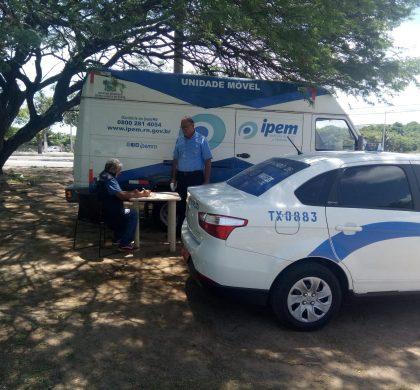 Taxistas de Natal e Região Metropolitana devem realizar a vistoria do taxímetro até o final do ano