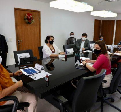 Governo e UERN tratam sobre autonomia financeira da instituição