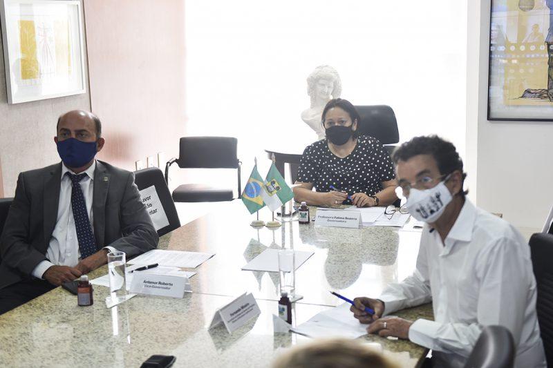 Governo finaliza reuniões de avaliação do projeto Governo Cidadão