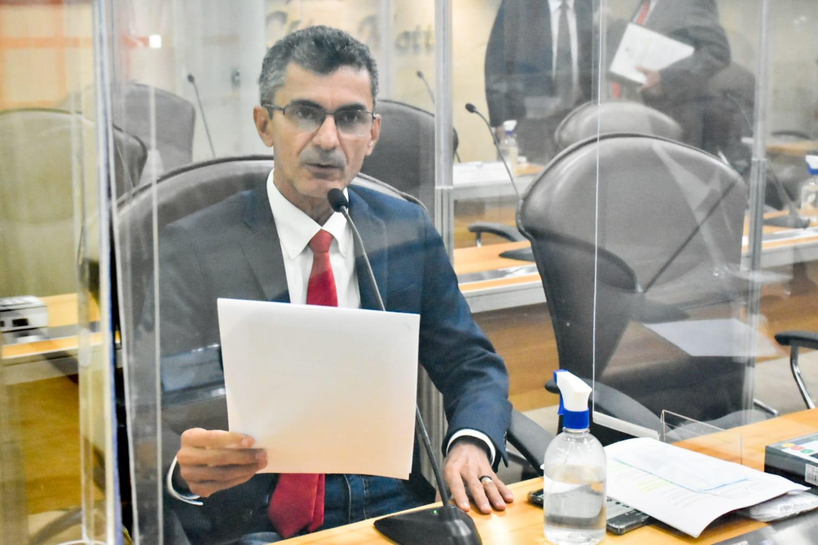 Francisco do PT critica lentidão do Governo Federal para início da obra na Barragem Passagem das Traíras