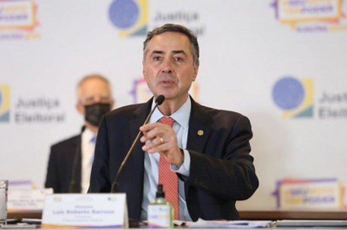 Abstenção no segundo turno foi de 29,47%, afirmou o presidente do TSE