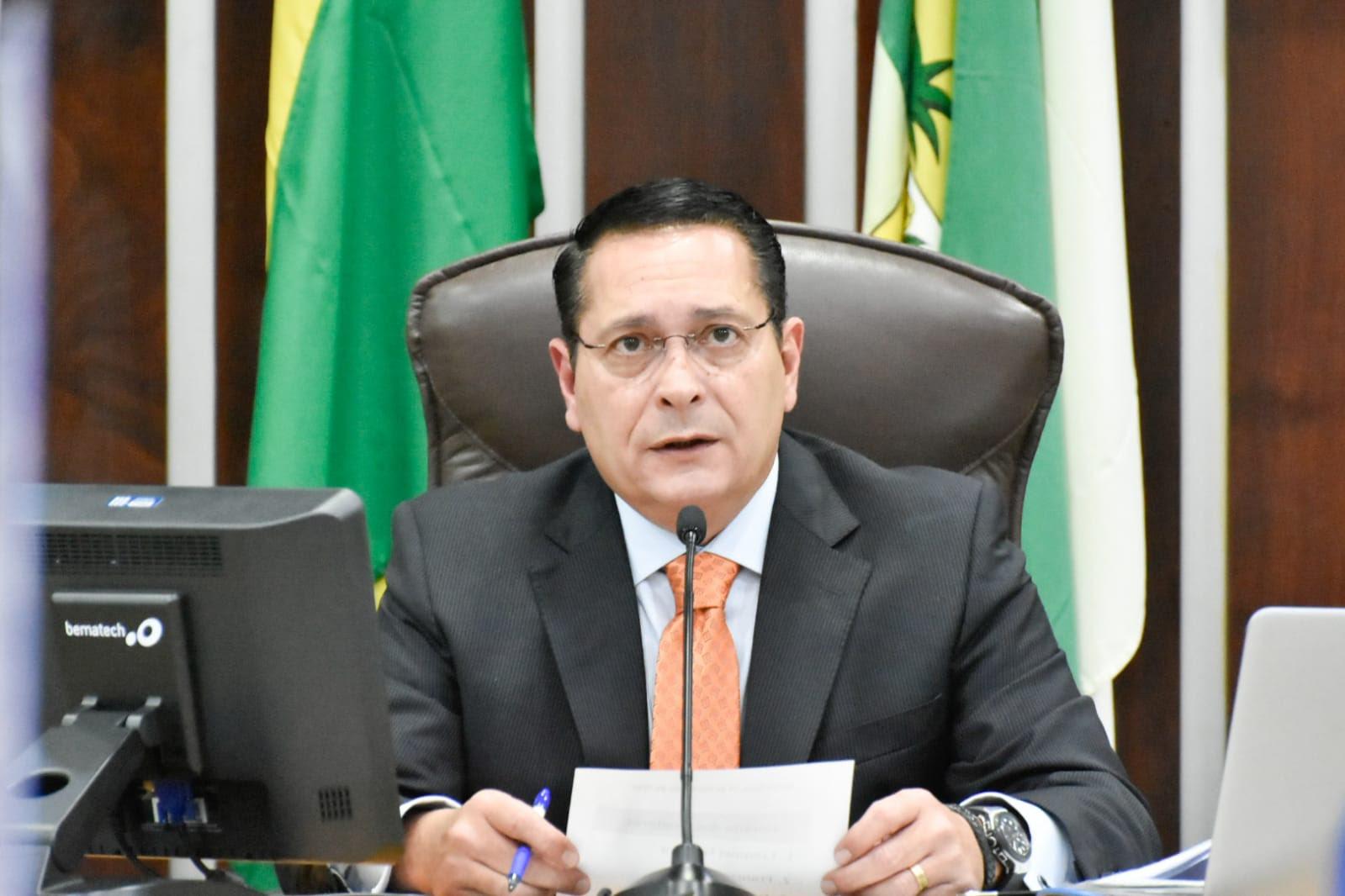 Presidente da Assembleia anuncia licitação do Projeto Seridó e recuperação de barragem