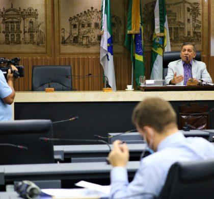 Comissão de Justiça da Câmara de Natal aprova LOA 2021