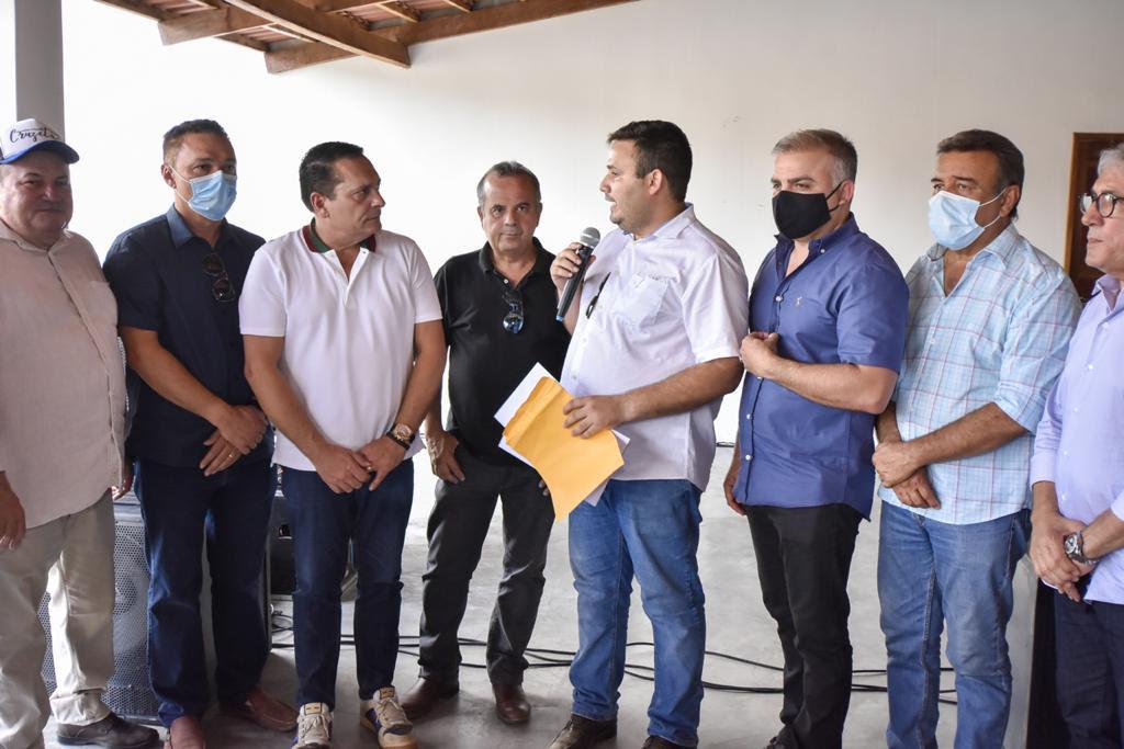 Ezequiel e Rogério Marinho aderem a luta pelo Complexo Industrial do Seridó