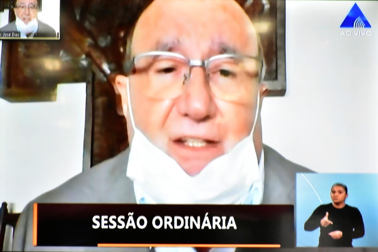 Deputado José Dias vibra com decisão da Justiça sobre liberação de emendas parlamentares