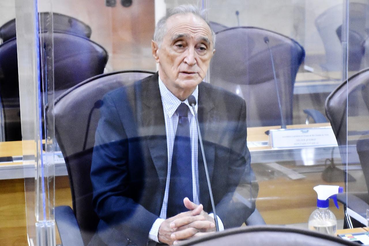 Getúlio Rêgo solicita suspensão de multas de trânsito no interior do Estado