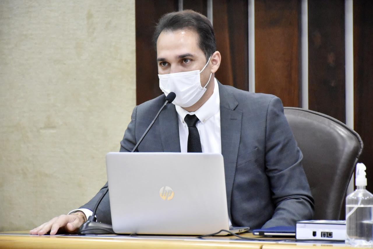 Kleber Rodrigues comenta e agradece escolha como Parlamentar do Ano