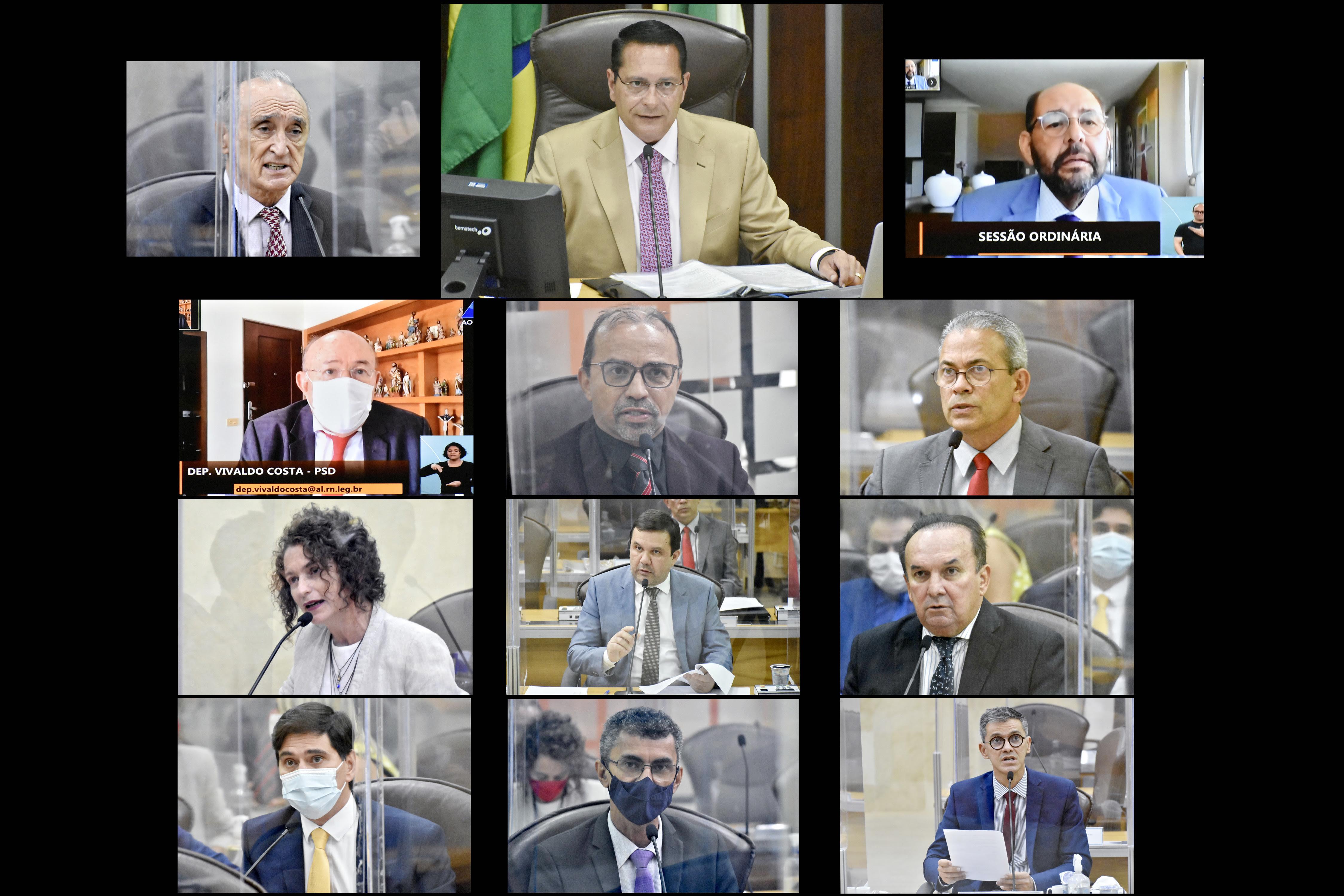 Mudanças no Regimento Interno da AL são aprovadas à unanimidade dos deputados