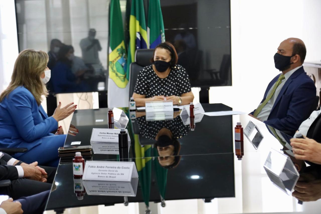 Governo e Banco do Brasil discutem manutenção de serviços no RN