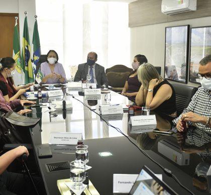 Governo apresenta RN + Vacina aos Ministérios Públicos Estadual, Federal e do Trabalho