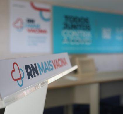 RN Mais Vacina inicia autocadastramento começa amanhã