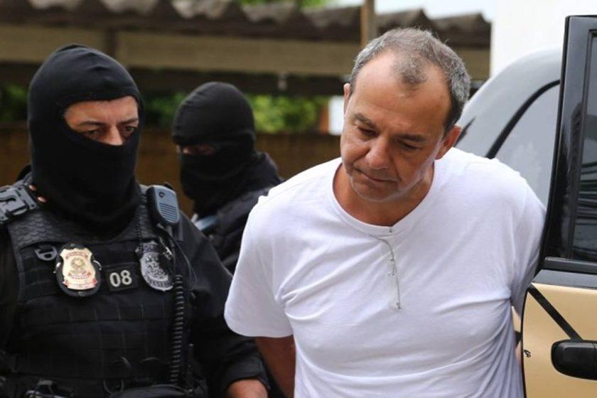 Ex-governador do Rio é condenado a mais 11 anos de prisão