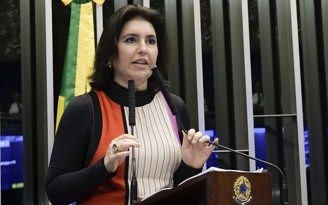 MDB anuncia Simone Tebet como candidata à presidência do Senado