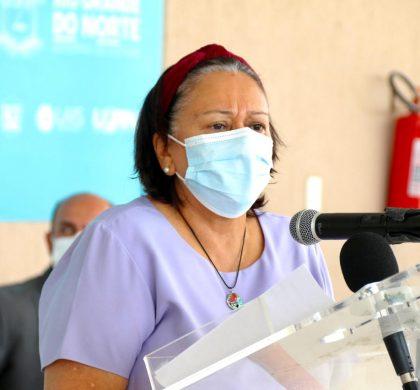 Agravamento da pandemia leva RN a suspender atendimento presencial