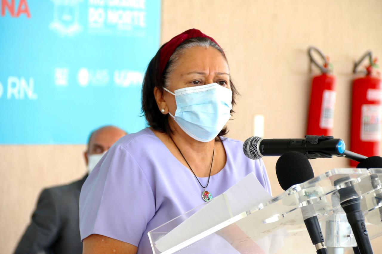 Conheça na íntegra todos os pontos do decreto de fechamento da governadora Fátima Bezerra
