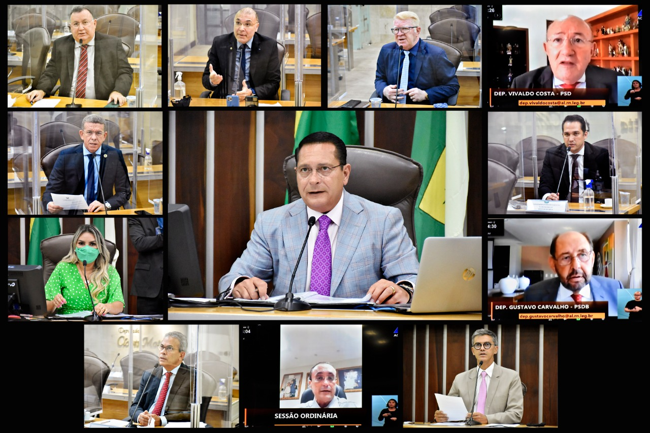 Kleber Rodrigues é eleito presidente da Comissão de Administração, Serviços Públicos, Trabalho e Segurança Pública