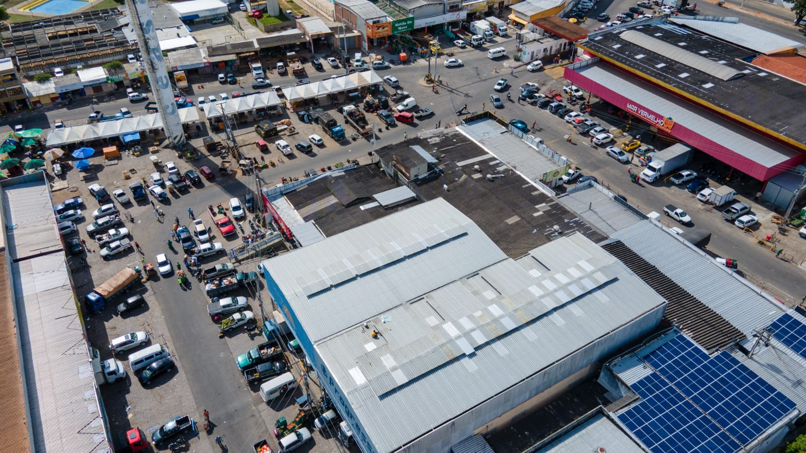"""Estacionamento da CEASA-RN, sob nova administração, ganha novo perfil com """"padrão shopping"""""""