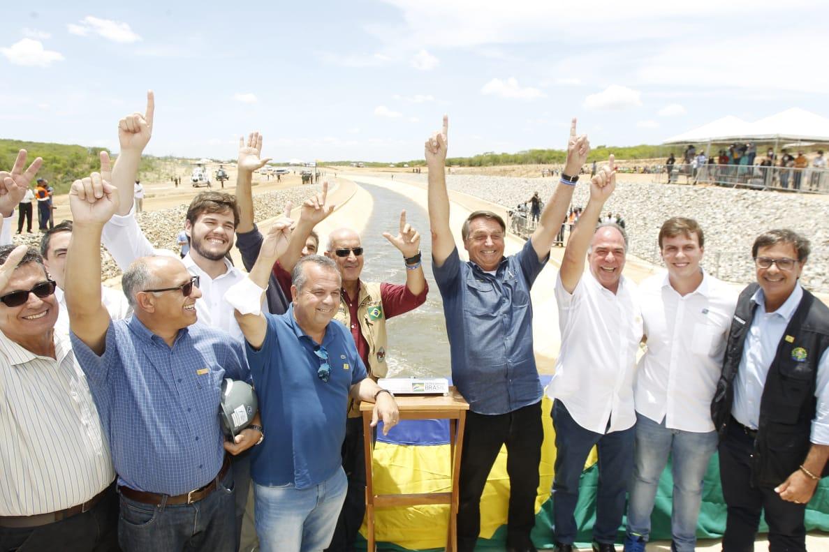 Governo Federal inicia testes no Ramal do Agreste, em Pernambuco