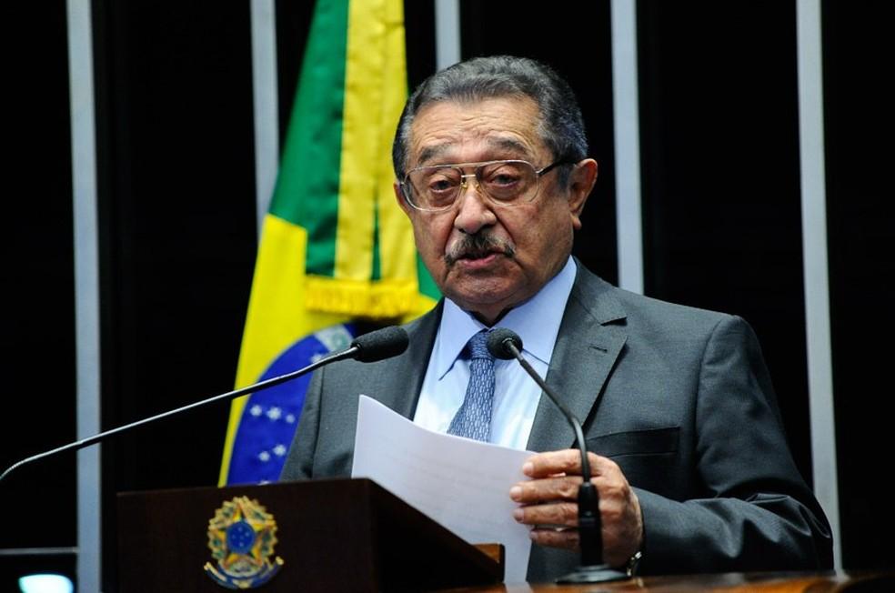 Morre senador José Maranhão