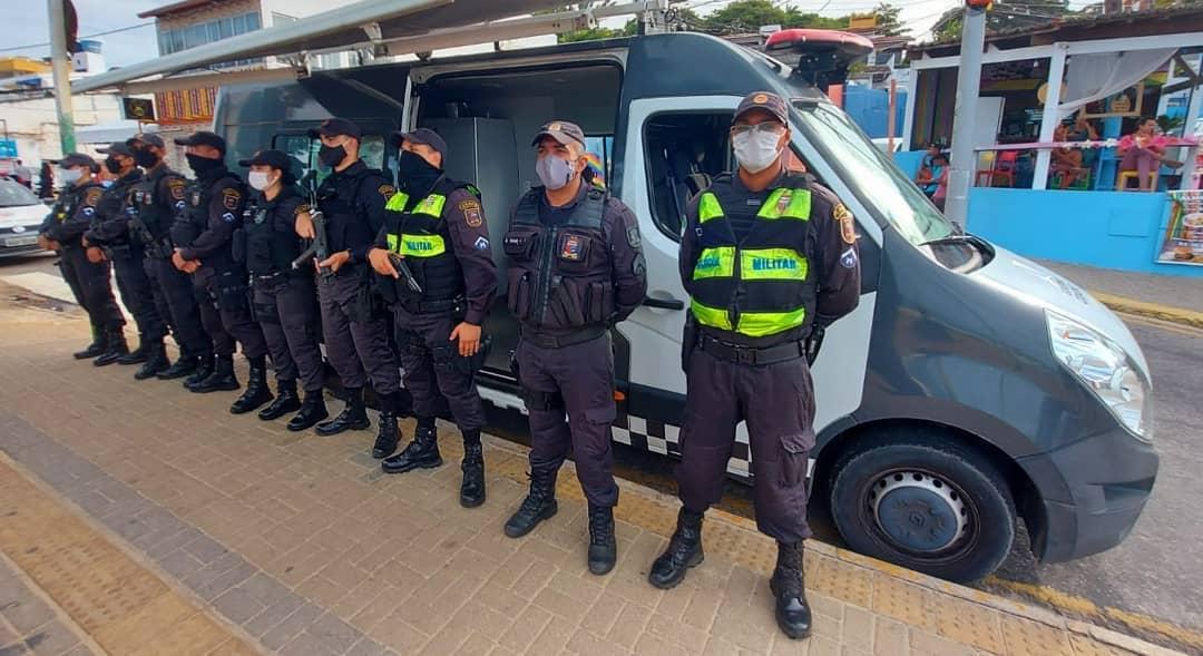 Mesmo sem carnaval, Secretaria de Segurança Pública mantém Operação Verão até o dia 17