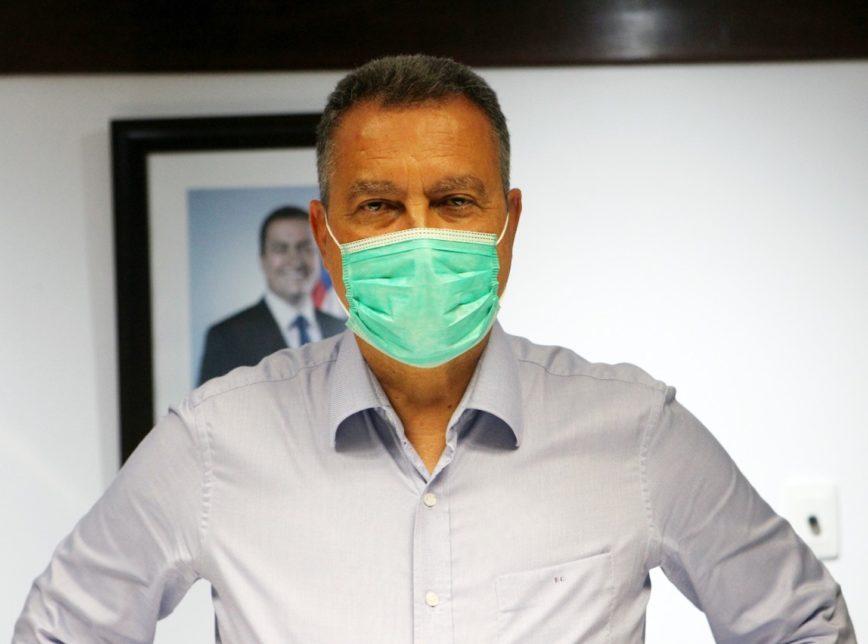 """Governador da Bahia amplia """"toque de recolher"""""""