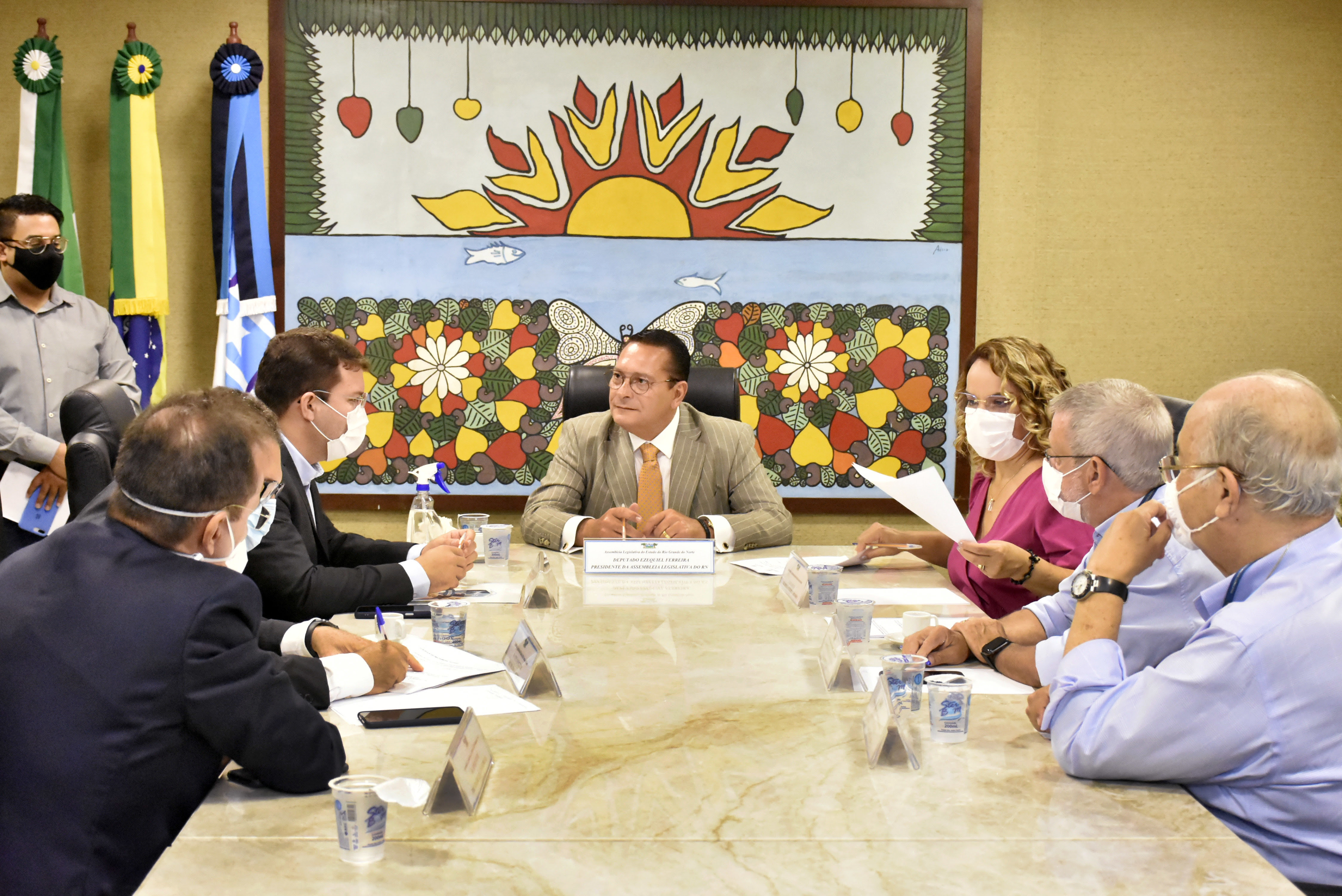 Assembleia Legislativa e Câmara Municipal de Mossoró firmam termo de cooperação