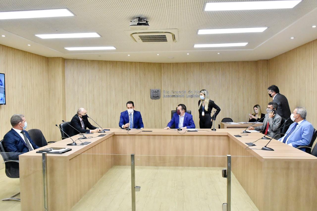 Assembleia Legislativa define presidente e vice da Comissão de Constituição e Justiça