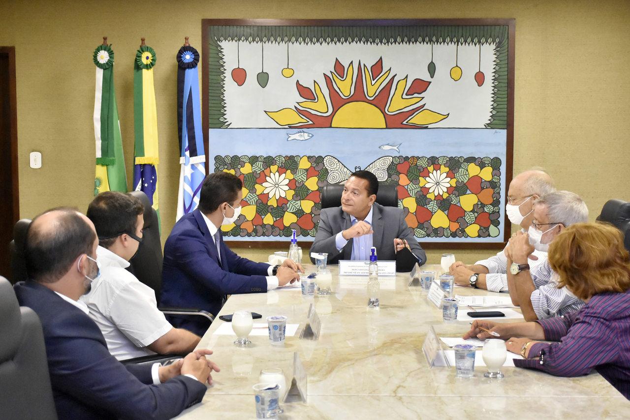 Assembleia Legislativa e Prefeitura de Mossoró firmam parceria para uso de tecnologia