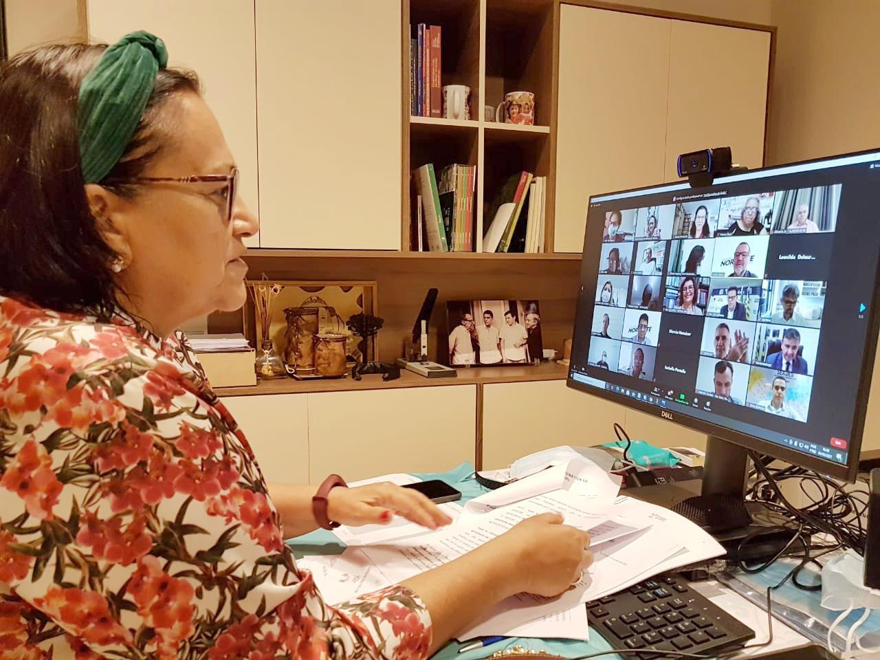 RN coordena Câmara da Assistência Social no Consórcio NE