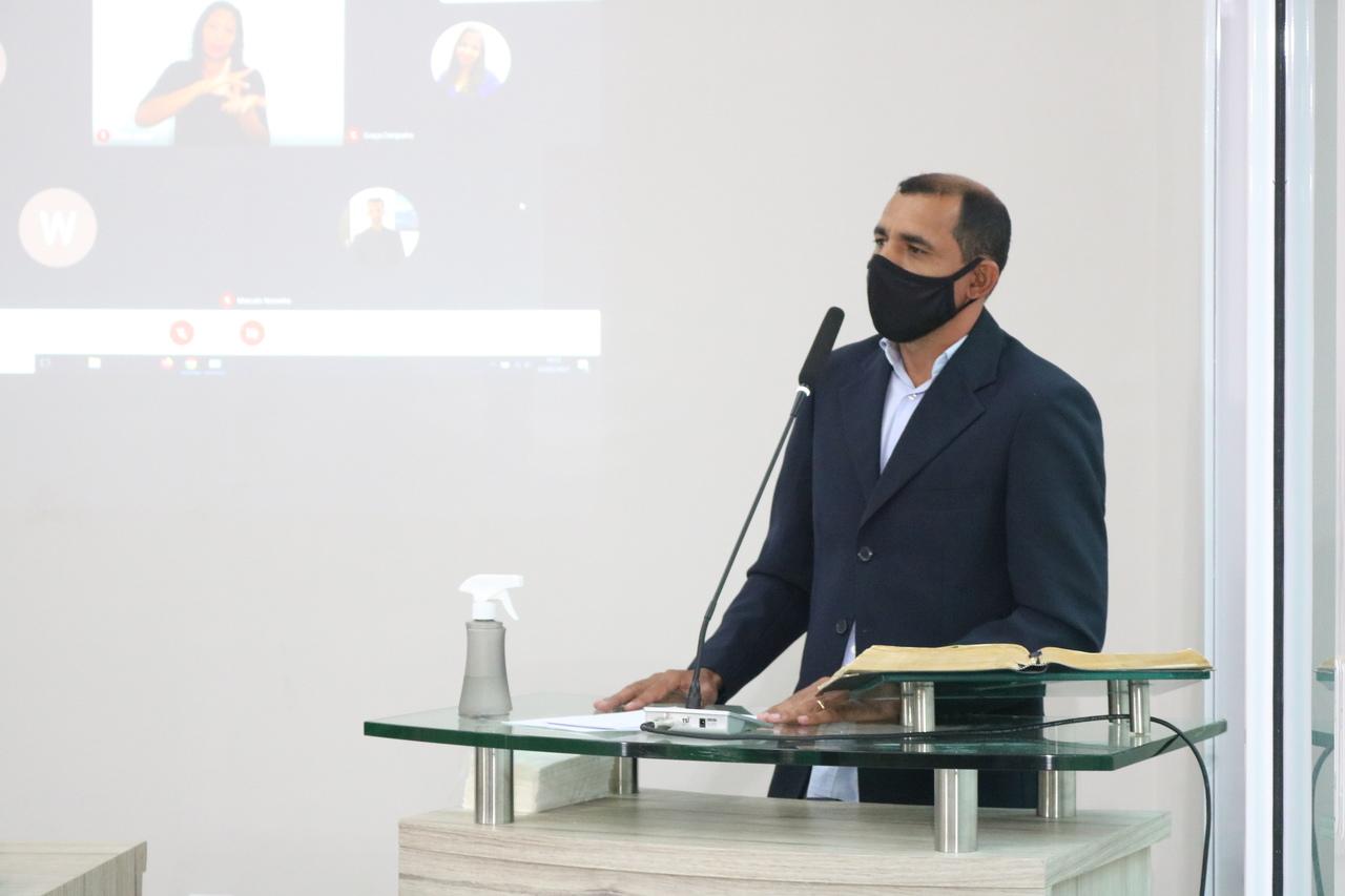 Vereador Marquinhos da Climep defende normas para evitar o contágio da Covid-19 no transporte coletivo de Parnamirim