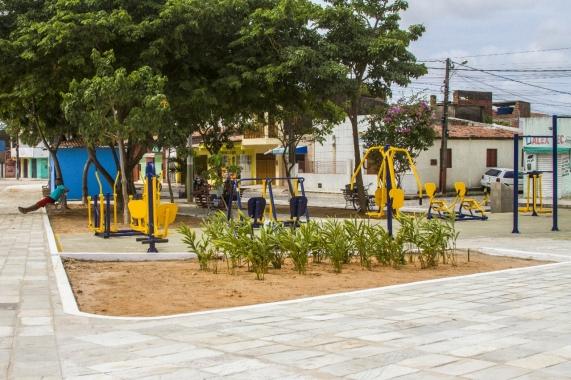 Prefeitura de Natal amplia trabalho e reforma de praças