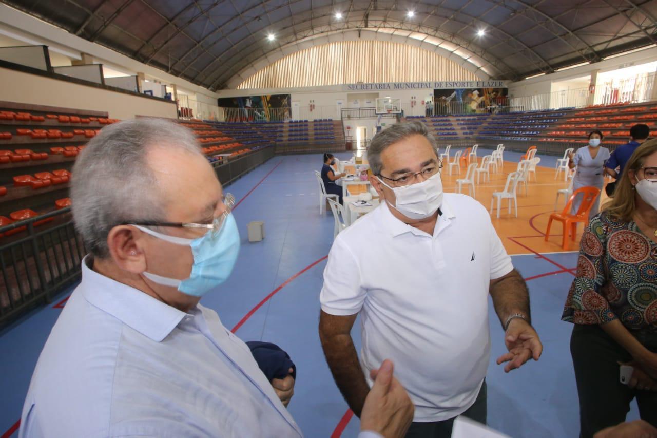 """Prefeito anuncia instalação de """"Hospital Dia"""" para ampliar rede de combate a Covid-19 em Natal"""