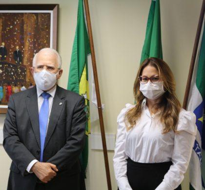 Juíza Ticiana Nobre toma posse como diretora da Escola Judiciária Eleitoral