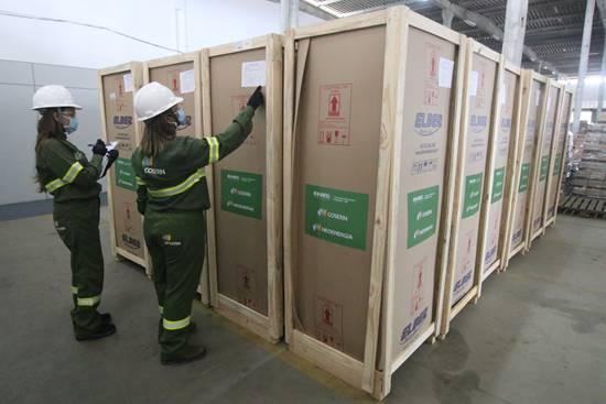 Cosern já entregou refrigeradores científicos para armazenar vacinas a 44 municípios potiguares