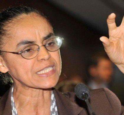 Marina Silva se vê longe da disputa em 2022 e sugere frente pró-Ciro