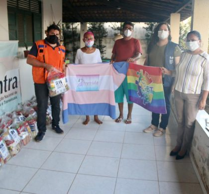 Governo inicia entrega de cestas básicas do Programa RN Chega Junto no Combate à Fome