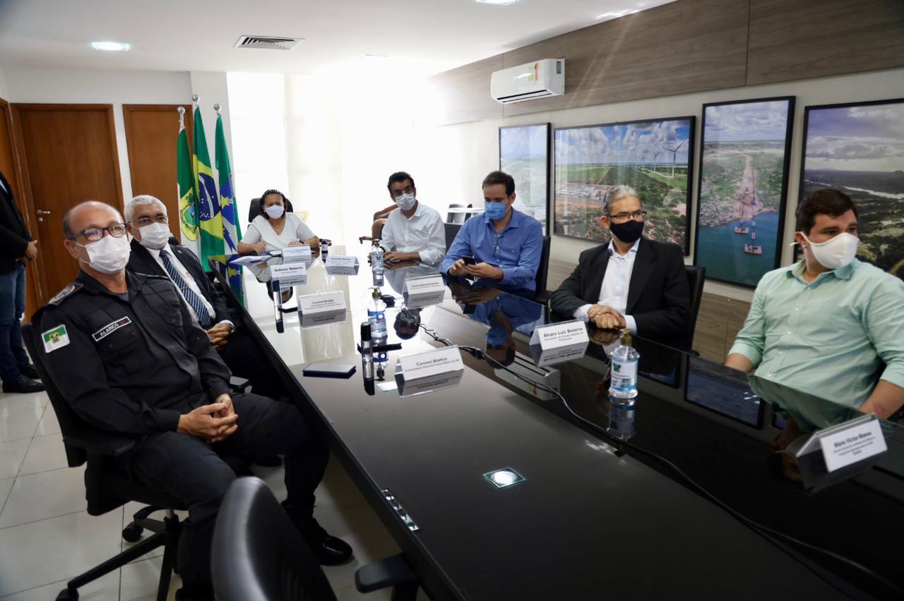 Governo do RN vai construir novo posto de fiscalização em Canguaretama