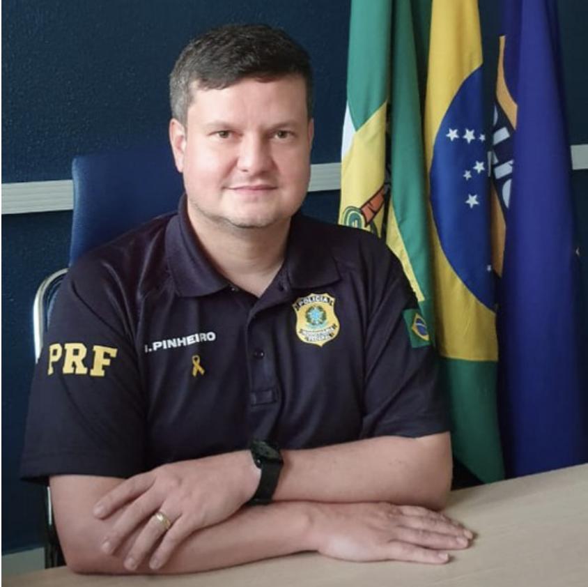 Polícia Rodoviária Federal no Rio Grande do Norte tem novo superintendente