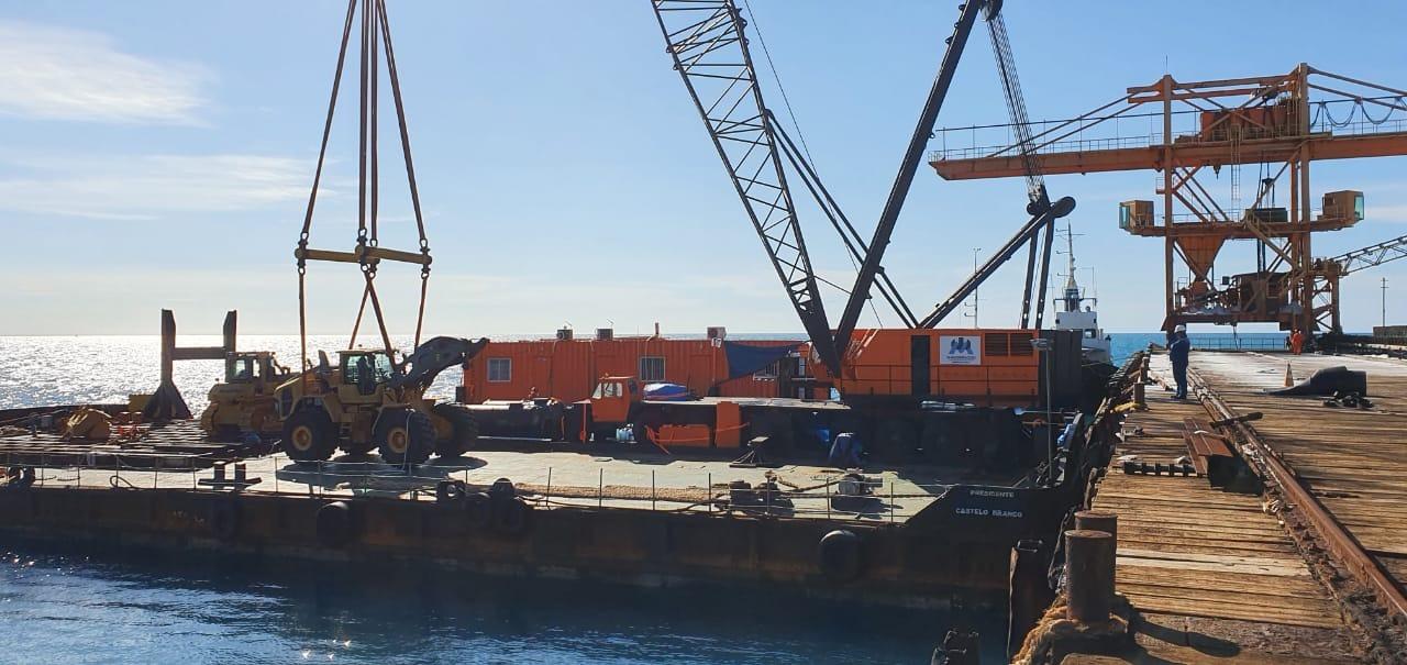 CODERN investe R$ 5,2 milhões em novas máquinas para operação no Terminal Salineiro de Areia Branca