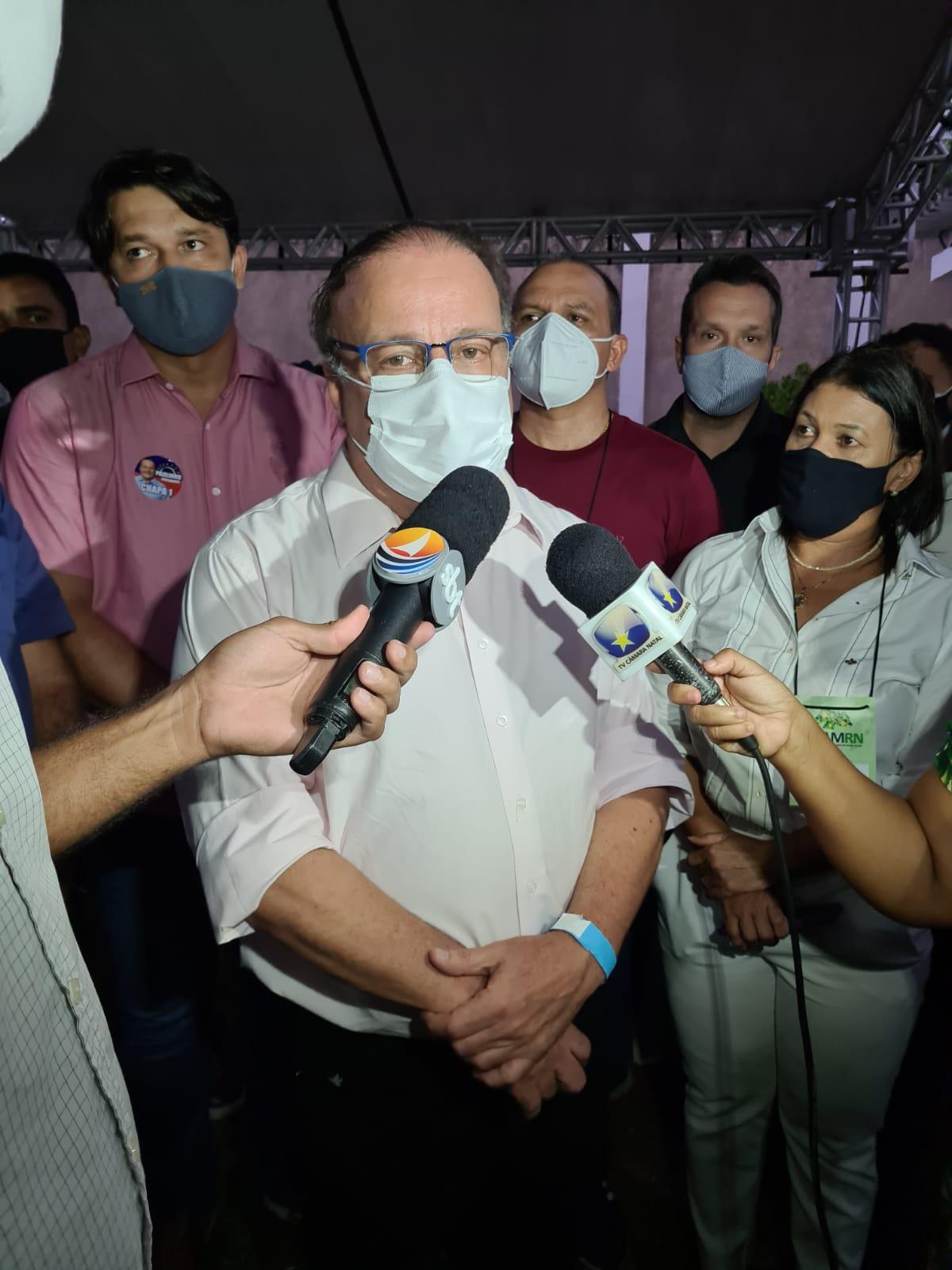 Vereador Paulinho Freire é eleito presidente da FECAM-RN