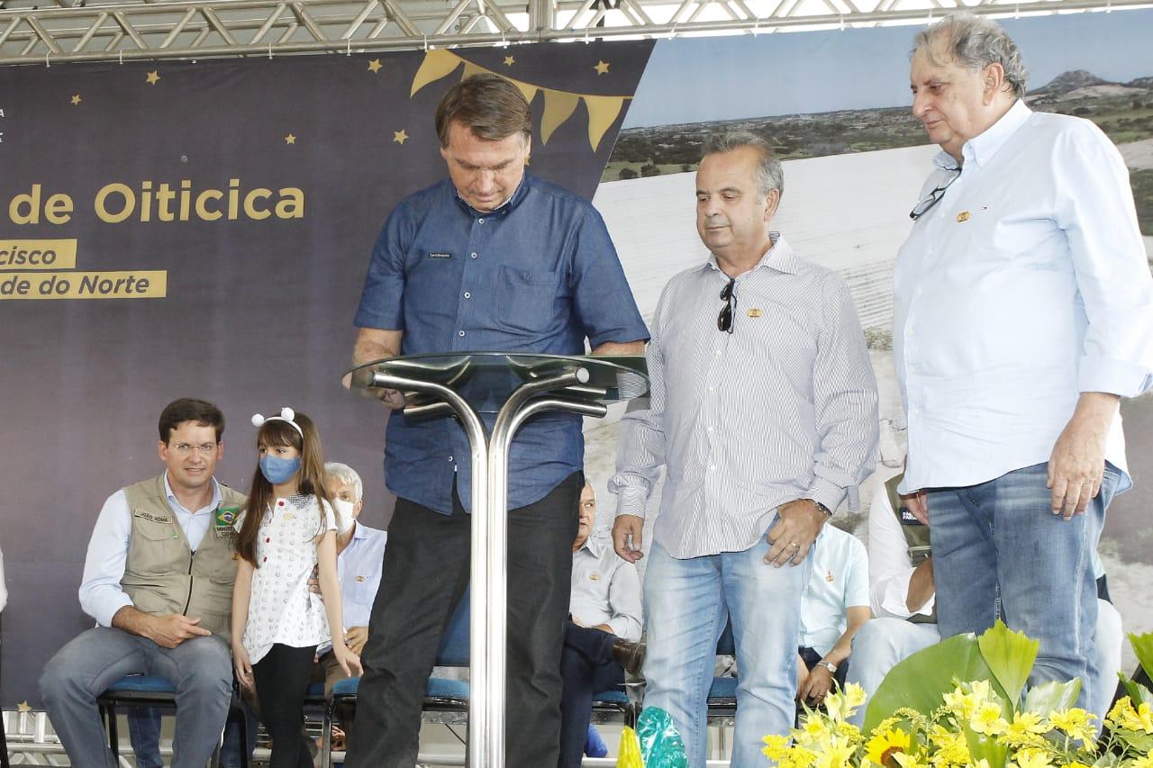 Governo Federal libera mais R$ 38,2 milhões para obras da Barragem de Oiticica