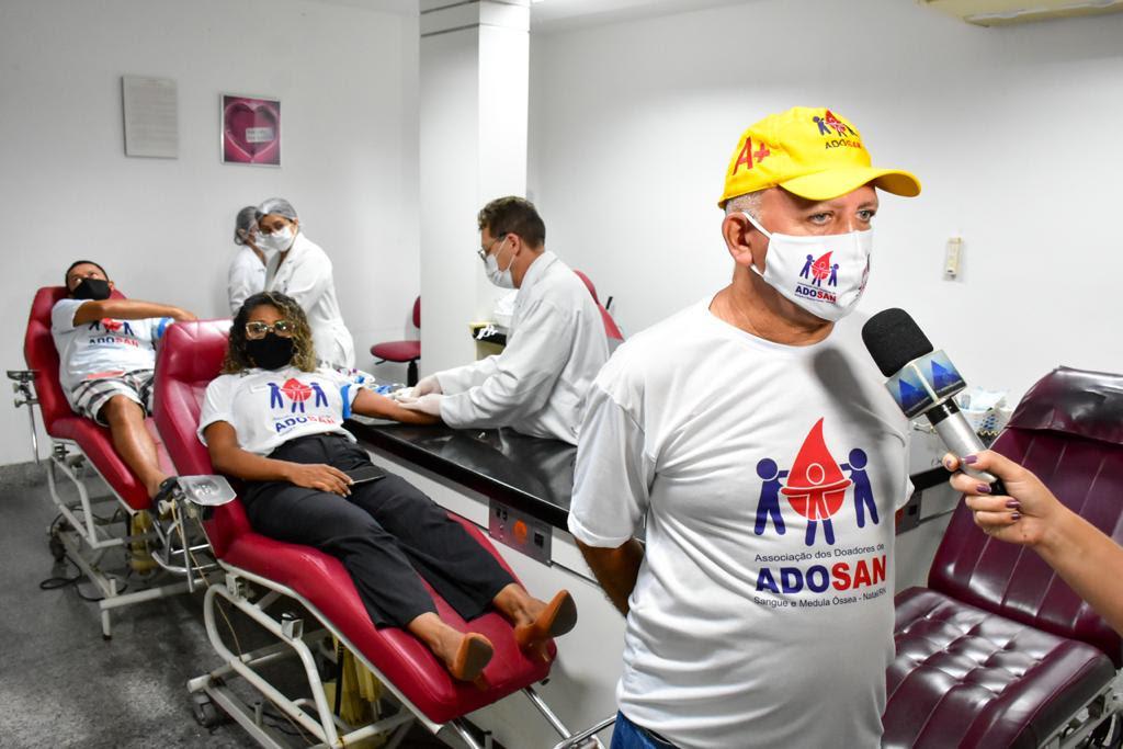No Dia Mundial do Doador de Sangue, campanha da Assembleia incentiva a doação no RN