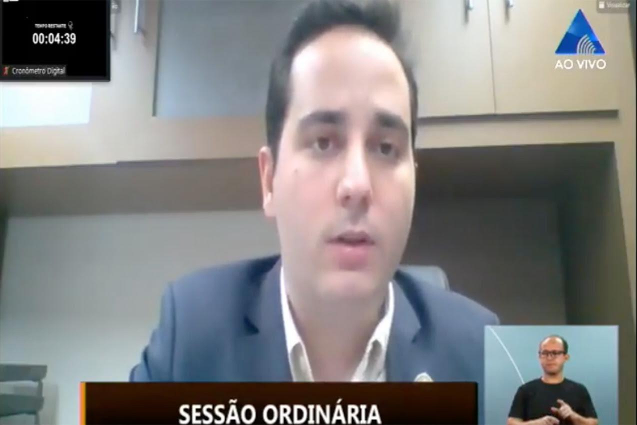 Jacó Jácome apresenta projeto instituindo piso salarial dos profissionais de enfermagem