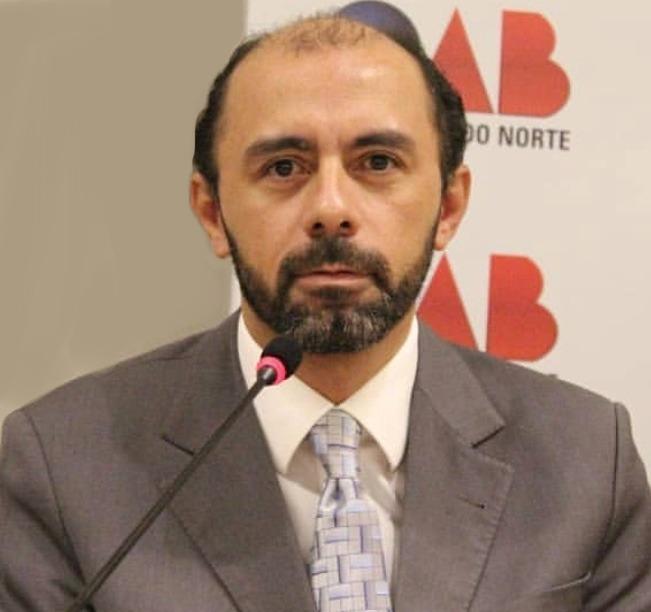 Advogado Wlademir Capistrano será o presidente da Comissão Eleitoral da OAB/RN