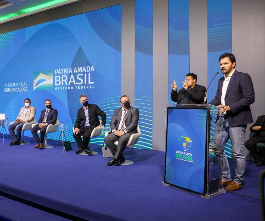 TV Digital: Ministério das Comunicações abre nova fase do Programa Digitaliza Brasil