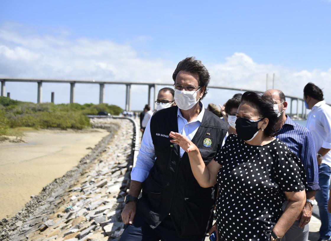 Governo do Estado reforça pleitos ao ministro do Turismo