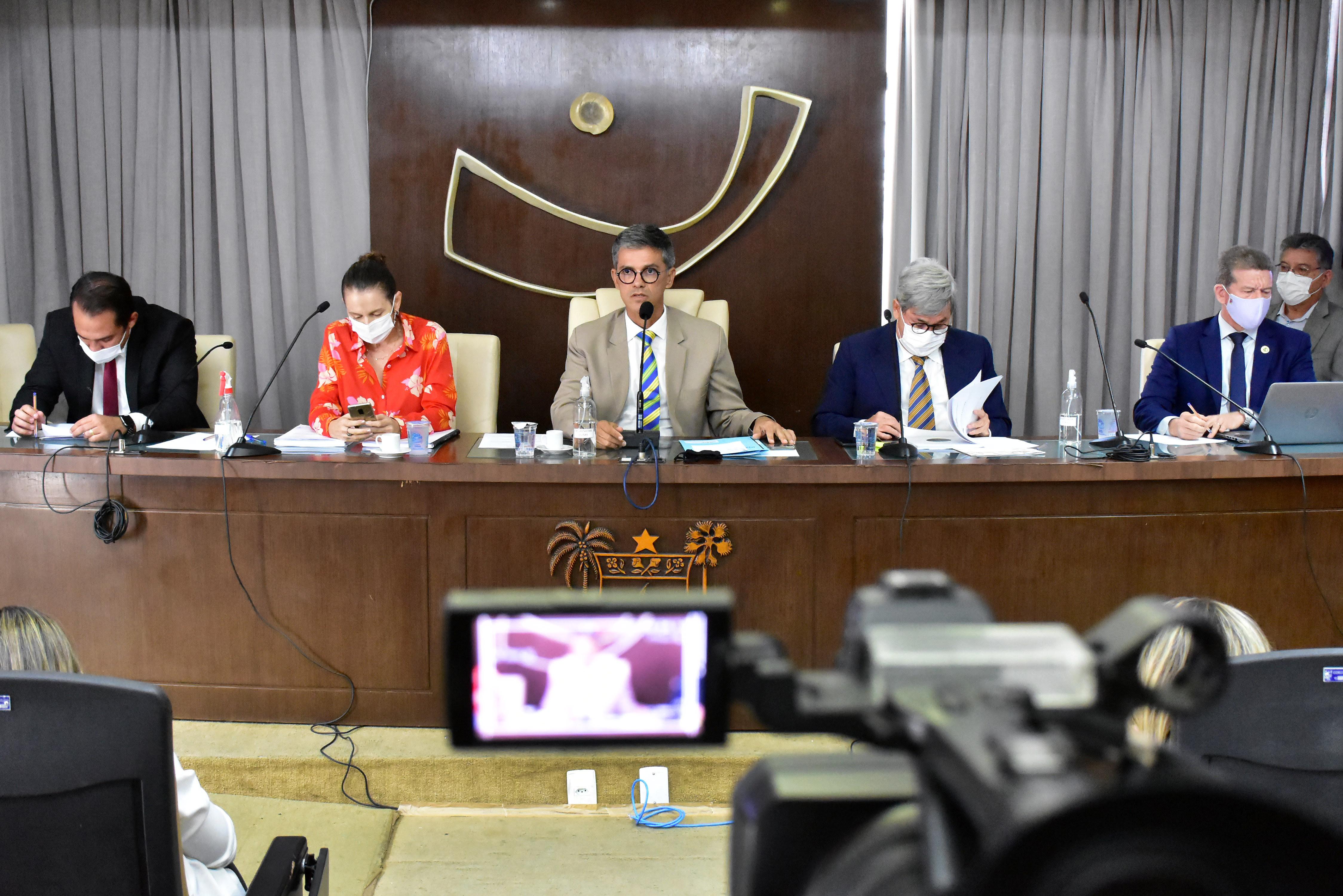 CPI da Arena ouve representantes da Control sobre auditoria em contrato