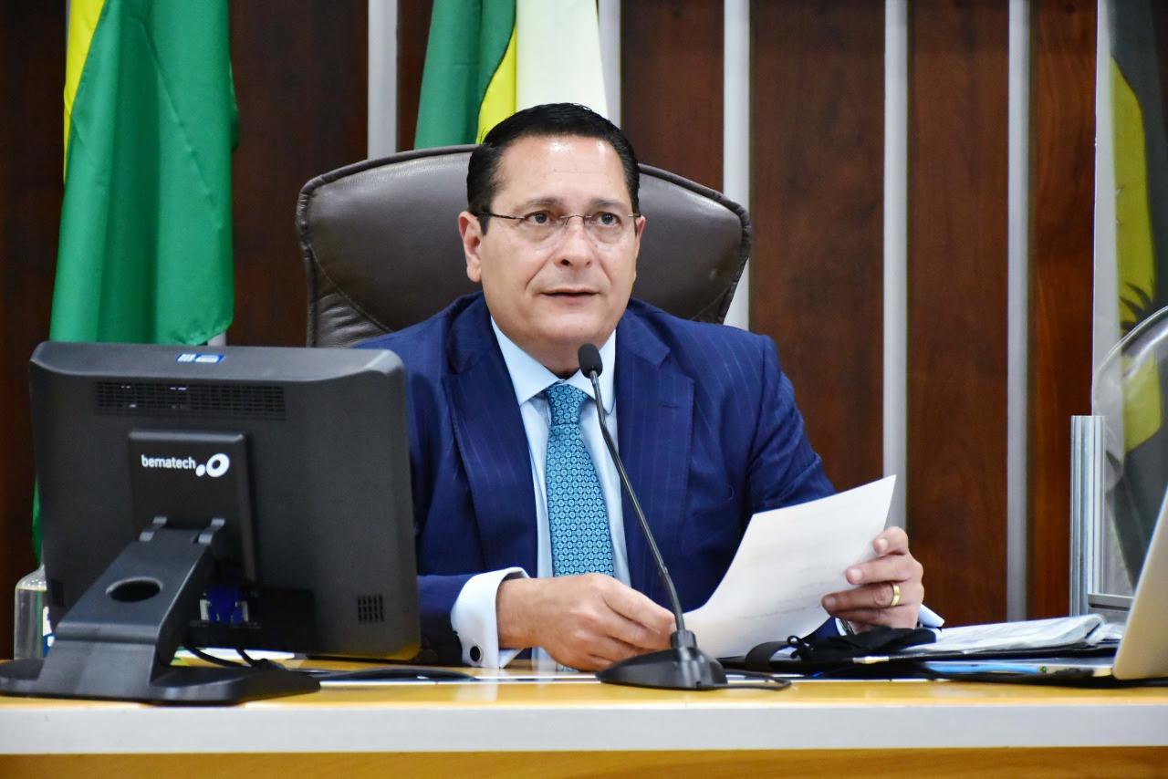 Deputado Ezequiel solicita ações em segurança, saúde e recursos hídricos para região Central