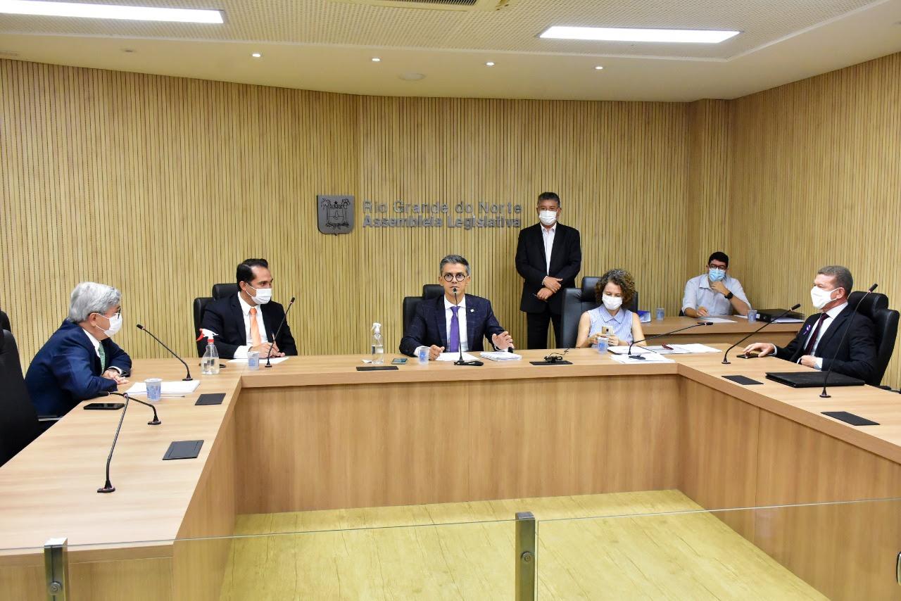 CPI da Arena das Dunas debate sobre nova convocação dos primeiros depoentes