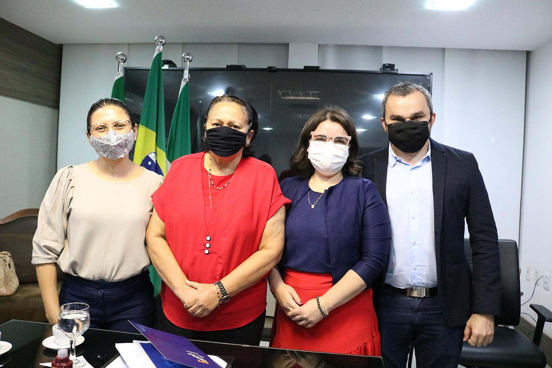 Fátima Bezerra confirma presença na Assembleia Universitária